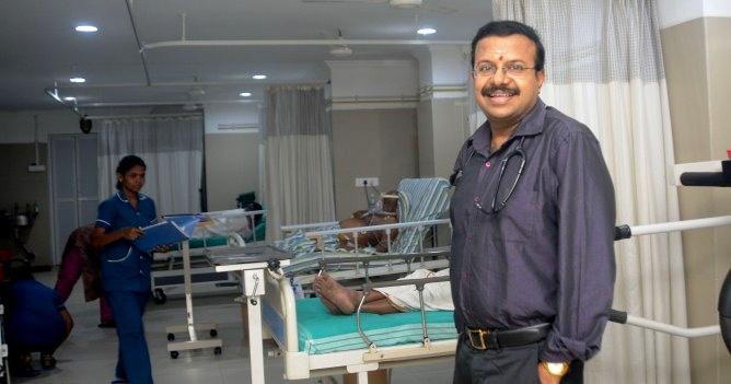 Dr  Senthilkumar Nallusamy